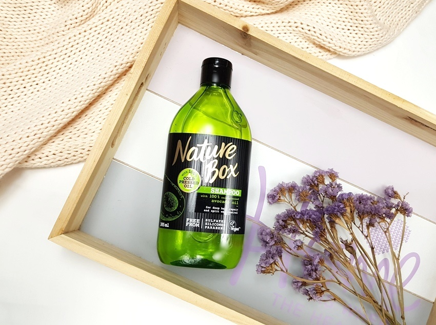 Nature Box Szampon Avocado Oil