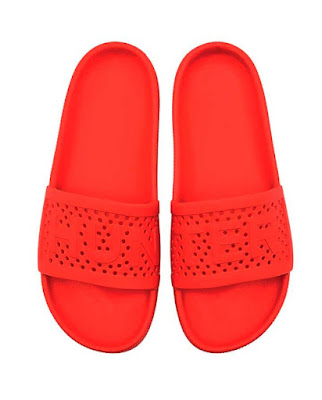 Chanclas rojas Hunter