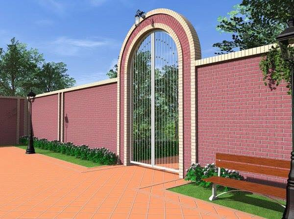 Amazing%2Bideas%2Bof%2Bfences%2Band%2Bfences%2Bto%2Bgive%2Bsecurity%2Bto%2Byour%2Bhouse%2B%25284%2529 Superb concepts of fences and fences to offer safety to your own home Interior