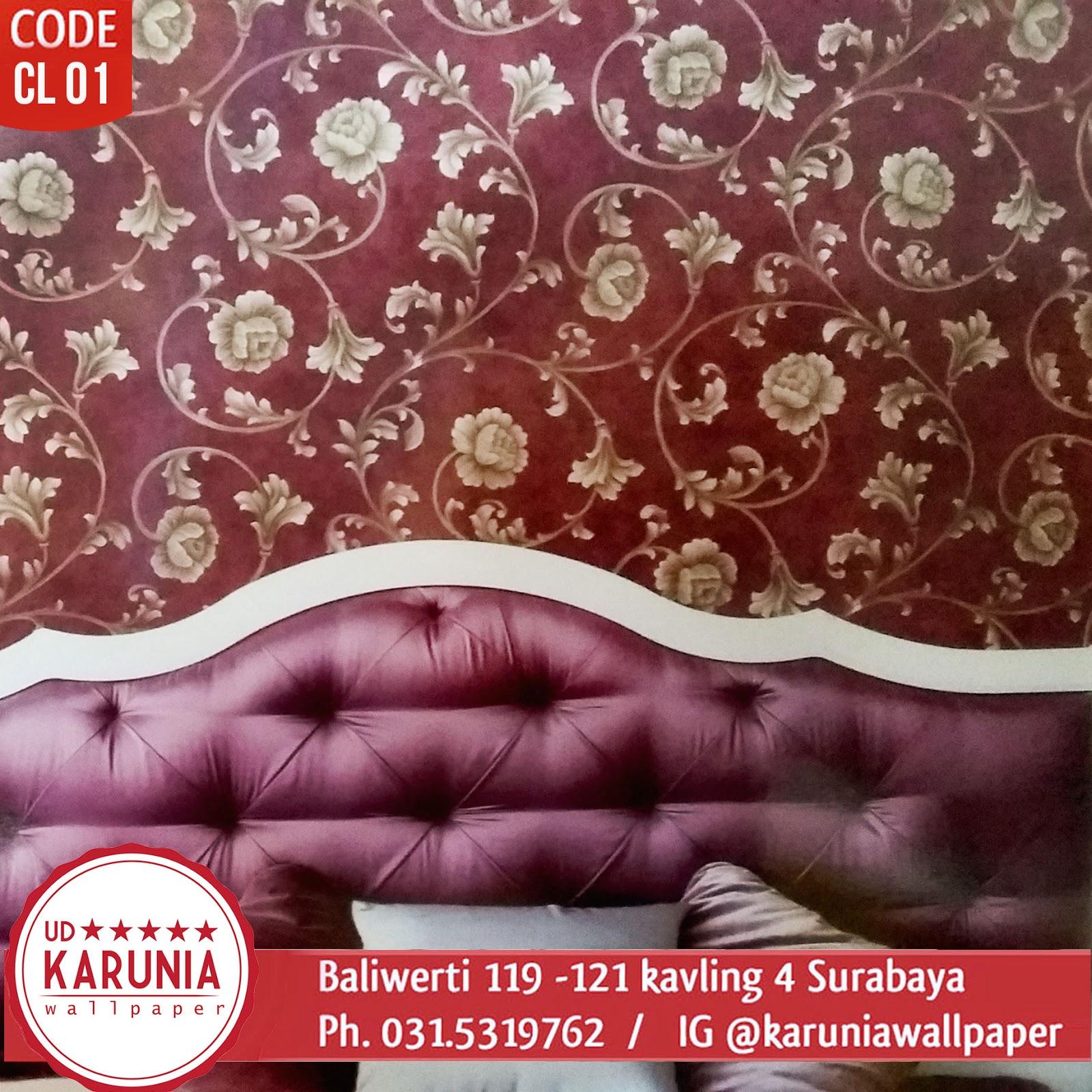 jual wallpaper dinding termurah surabaya