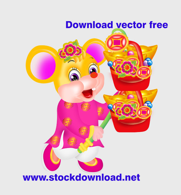 Download vector con chuột 2020 Miễn phí