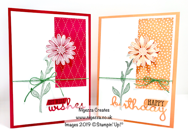 Nigezza Creates with Stampin' Up! 2028-2020 in colours
