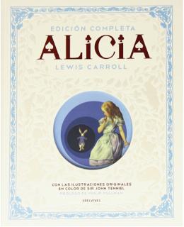 Alicia edición completa ilustrada