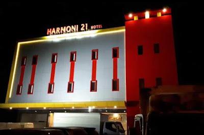 hotel harmoni 21 siak