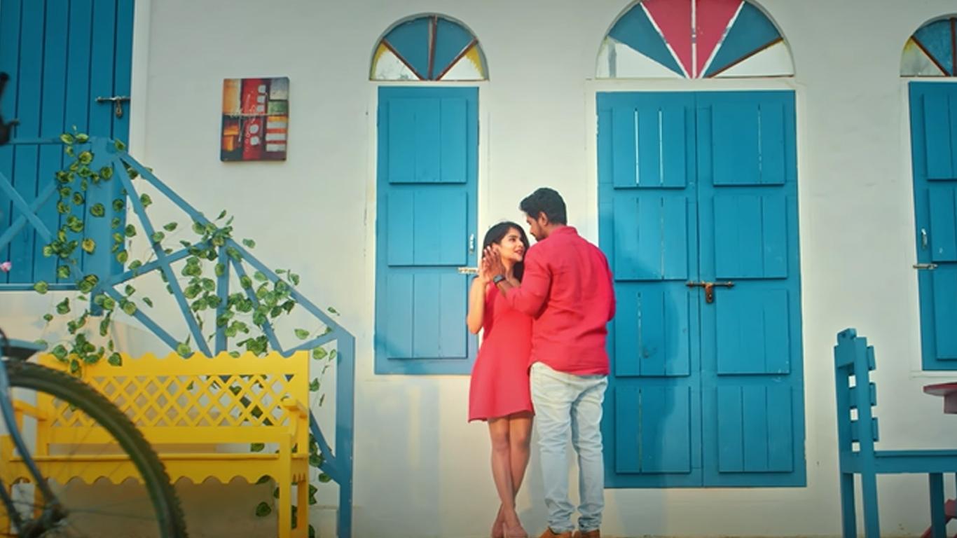 Yenendral Kaadhal Enben Tamil Shortfilm Official Trailer