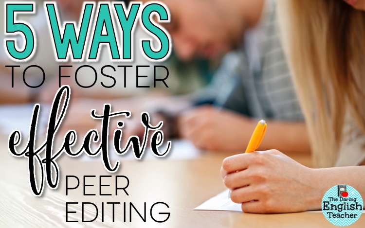 "peer edit my essay Peer edit of literary analysis this sheet must accompany your self-edited and final drafts  15 ____ avoid ""announcing"" in any essay."