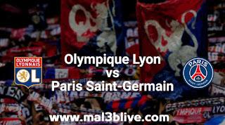 مشاهدة مباراة ليون وباريس سان جيرمان اليوم 22-9-2019 في الدوري الفرنسي