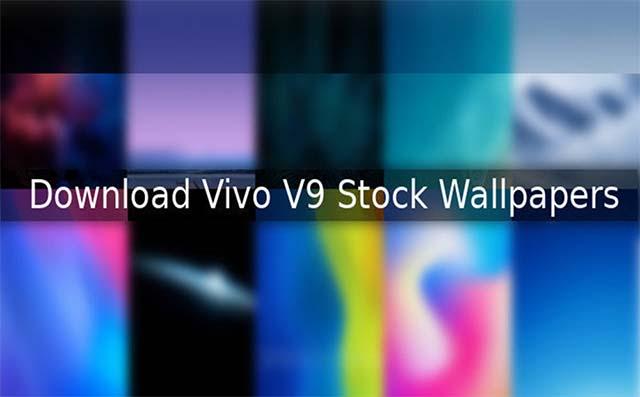 Review Vivo V9 Dan Download Stock Wallpapernya (12 Wallpaper)