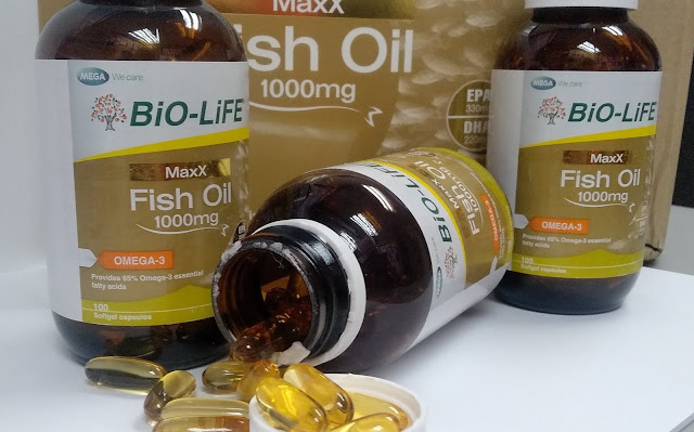 Bio-Life MaxX Fish Oil 1000mg