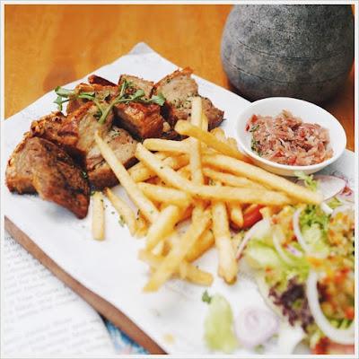 Seminyak Bali's Best and Trendy Culinary 2020
