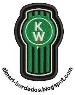 KENWORTH LOGO BORDADO
