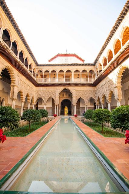 The Alcazar of Seville