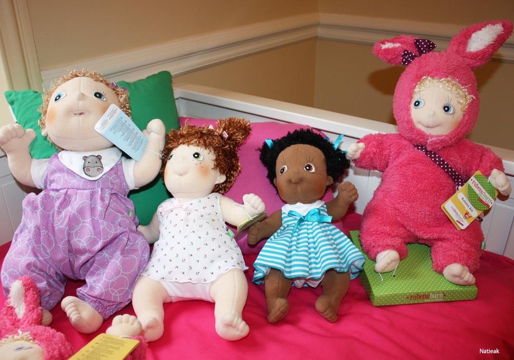 poupées Rubens barn
