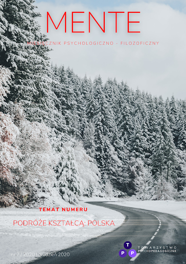 Czasopismo MENTE nr 7/2020: Podróże kształcą: Polska