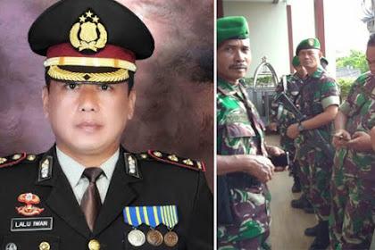Prajurit TNI Kepung Hotel Perwira Polisi yang Menuduh Jenderal TNI Curi HP