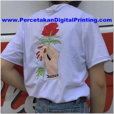 Contoh Contoh Desain BORDIR Dari Percetakan Digital Printing Terdekat