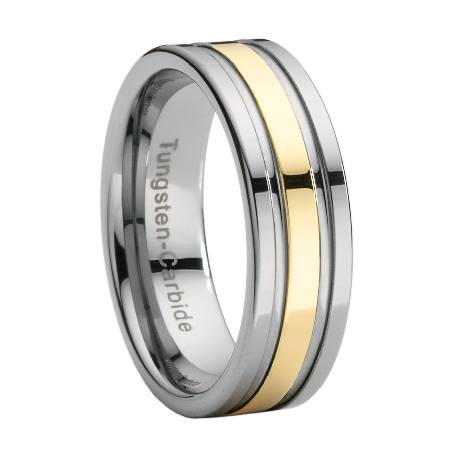 Men Wedding Rings Tungsten