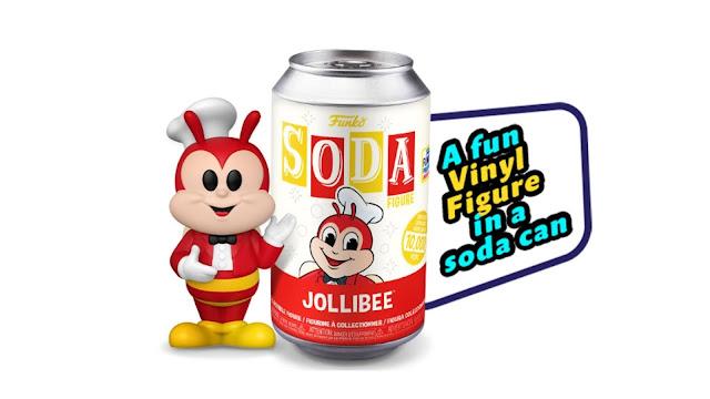 Jollibee Funko Soda