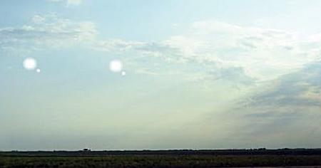 UFO Heading Towards Stephenville
