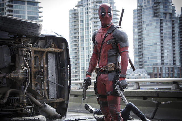 DEADPOOL Ryan Reynolds is Marvel Comics' most unconventional anti-hero, DEADPOOL
