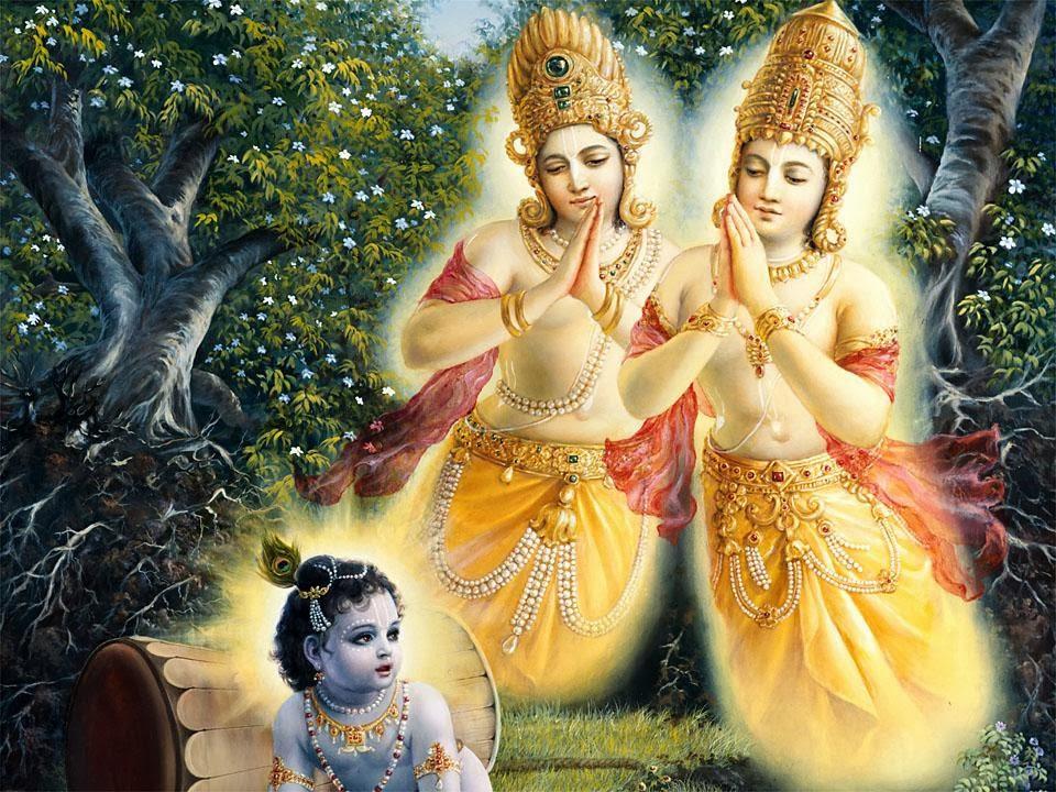 Mahabharat-Krishna-Sebagai-Anak-anak-gambar