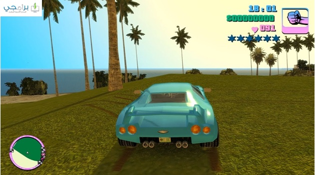 تحميل لعبة gta vice city مجانا للكمبيوتر 2013