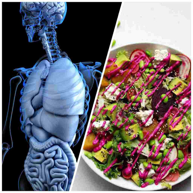 What is Toxic Liver Disease? Liver Detoxification Salad.