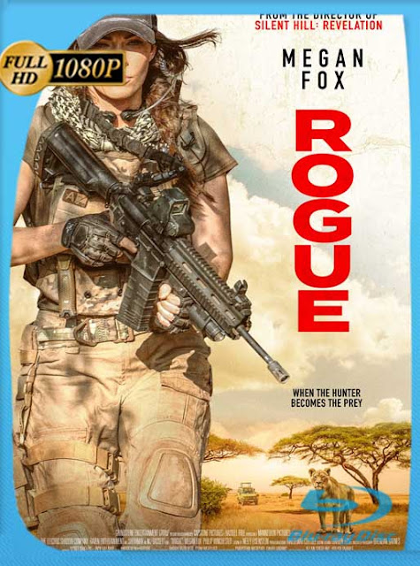 Rogue (2020) HD [1080p] Latino [GoogleDrive] SilvestreHD