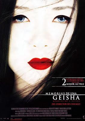 Memoirs Of A Geisha 2005 DVD R1 NTSC Latino