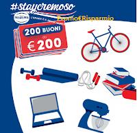 """Logo Concorso """"Philadelphia 200 buoni Staycremoso """" : vinci 200 buoni da 200 euro IdeaShopping"""