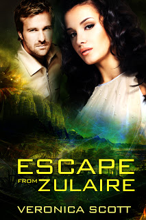 Escape from Zulaire (A Sectors SF Romance)