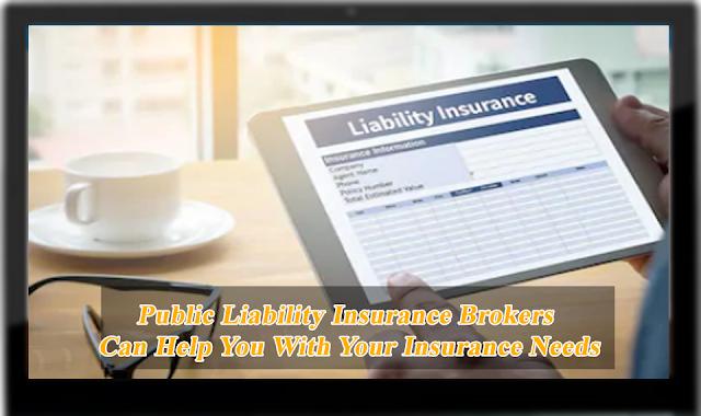 Public Liability Insurance Brokers