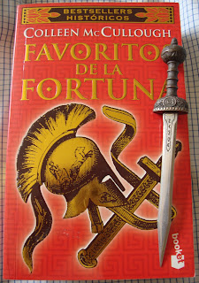 Portada del libro Favoritos de la Fortuna, de Colleen McCullough