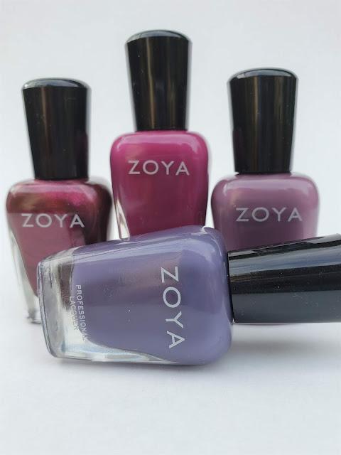 zoya sensual purples