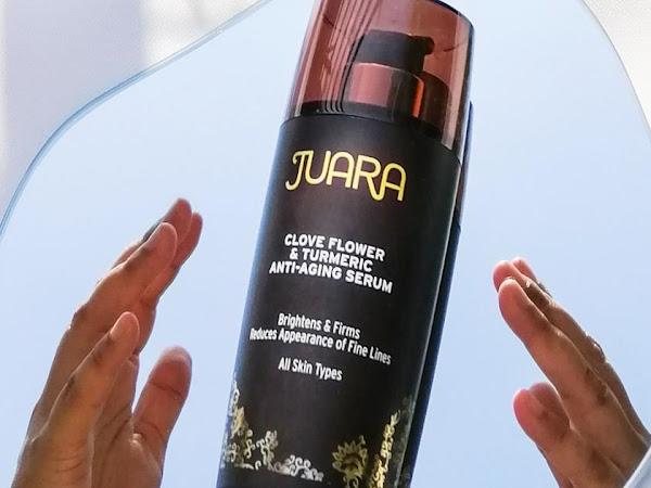 Review : JUARA Clove Flower & Turmeric Anti-Aging Serum