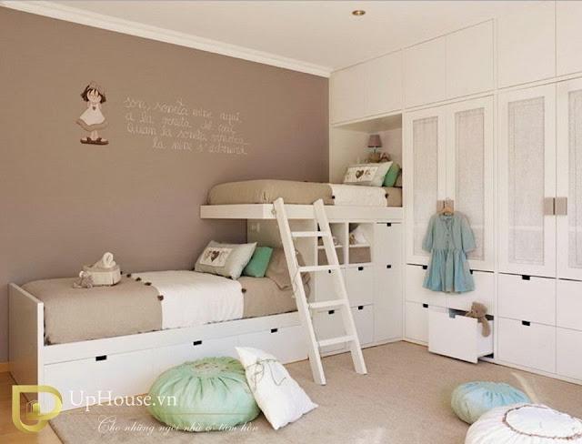 Mẫu giường tầng đẹp 14