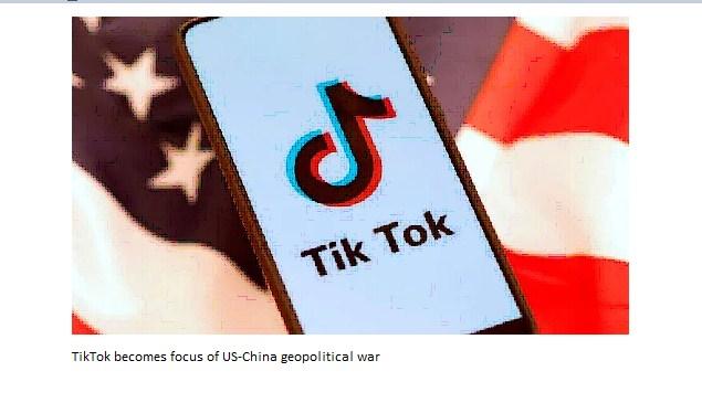 TikTok АКШ-Кытай геосаясий согушунун чордонуна айланды