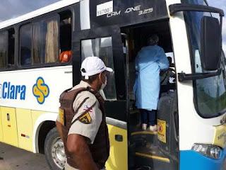 Contendas do Sincorá, Ipupiara e Ituaçu têm transporte intermunicipal suspenso devido ao Covid-19