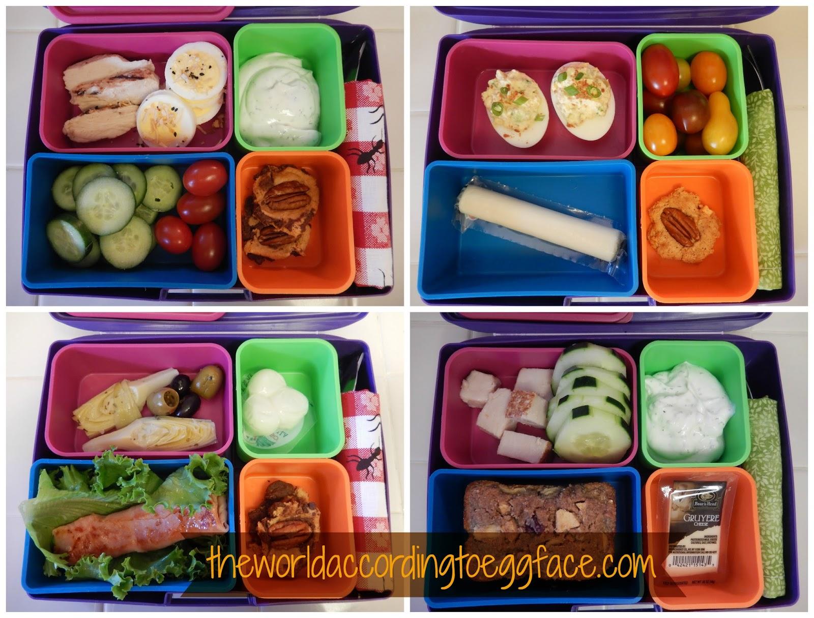 Theworldaccordingtoeggface Bento Box Lunches