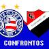 Histórico de confrontos | Bahia x Flamengo de Guanambi