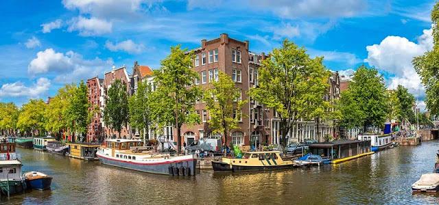Feriados em Amsterdã em 2018