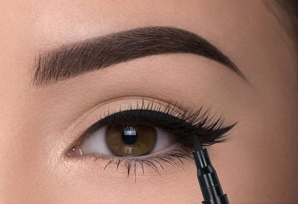 What are the different types of eyeliners