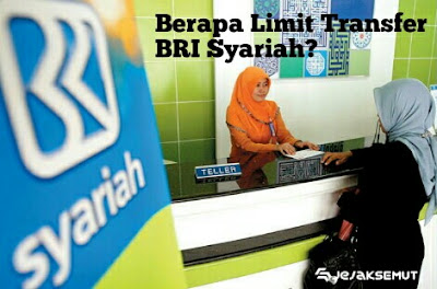 limit transfer bri syariah