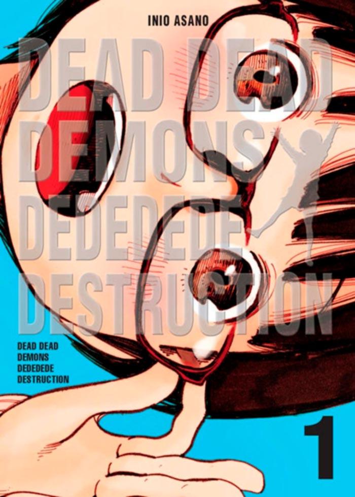 Dead Dead Demons Dededede Destruction #1 - Inio Asano - Norma Editorial