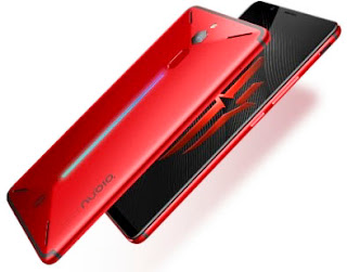 Nubia Red Magic India specifications and price