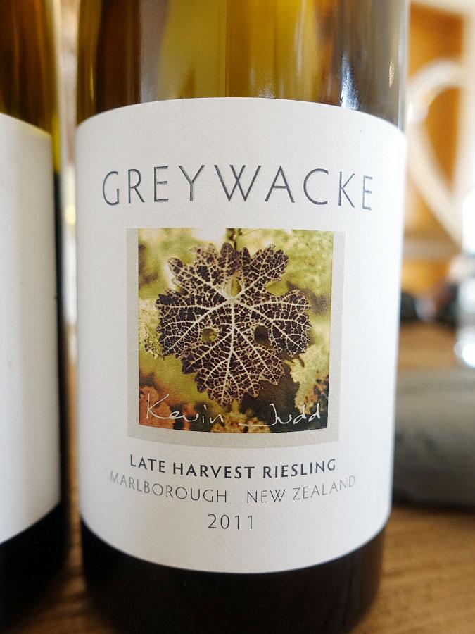 Greywacke Late Harvest Riesling 2011 (91 pts)