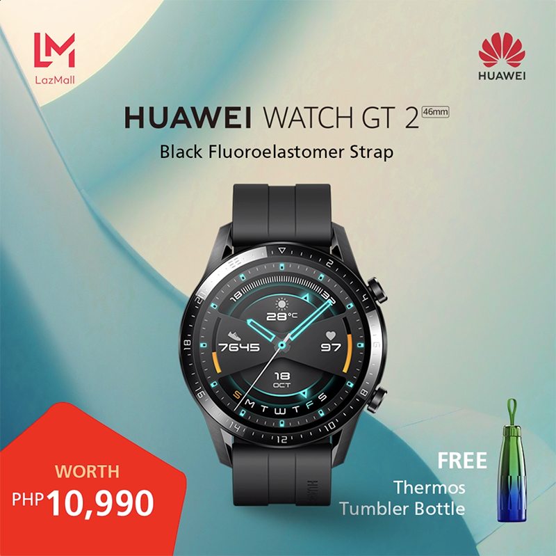 Huawei Band 4/4e, Watch GT 2 now available for pre-order at Shopee, Lazada