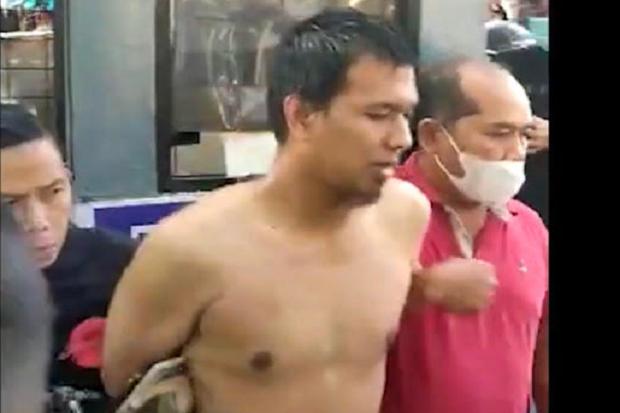 Pelaku Mengaku Teroris Yang Menikam Leher Anggota Satlantas di Palembang