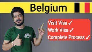 Belgium Visit Visa Apply - Belgium Work Visa - Jobs in Belgium