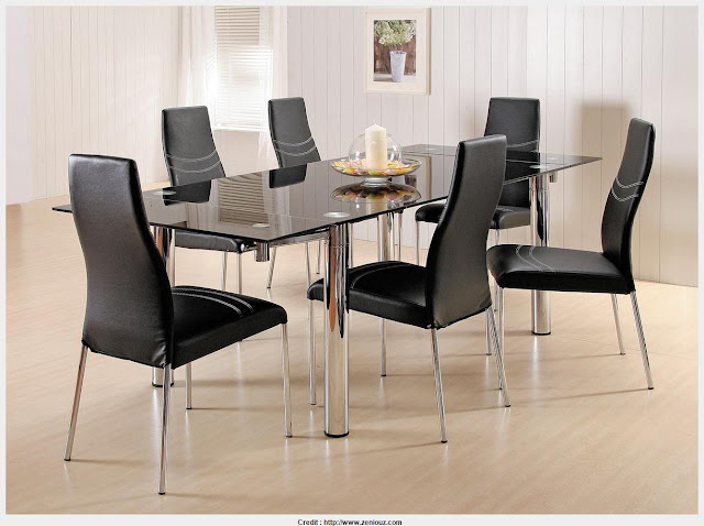 Glass Top Kitchen Table Sets Collection